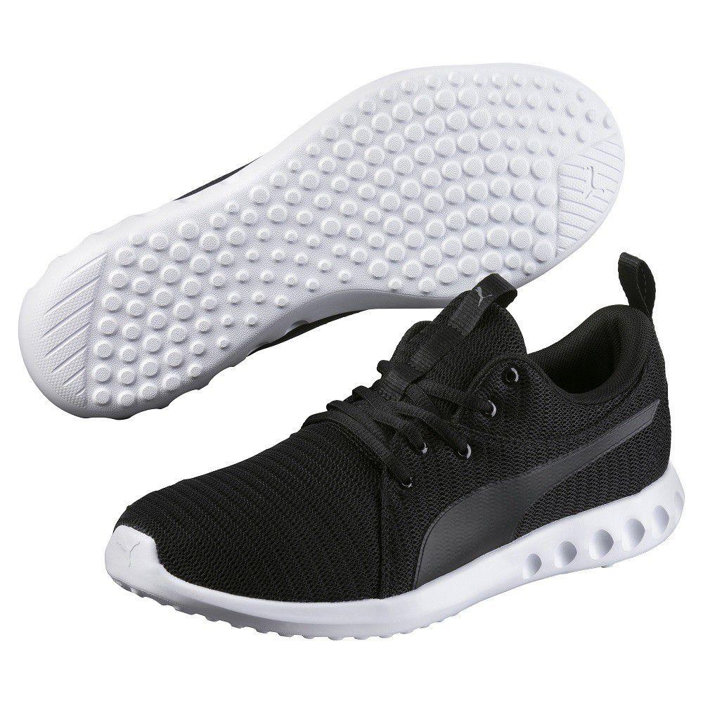 PumaCARSON X MID - Sports shoes - puma black WyFlSBa6