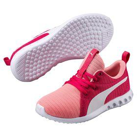 Junior Puma Carson 2 Running Shoes - White