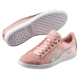 Women's Puma Vikky EP Shoes - Silver
