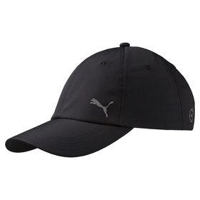 Puma Poly Cot Cap - Black (Size: Adult)