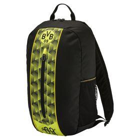 Puma BVB Fanwear Backpack - Black/Yellow