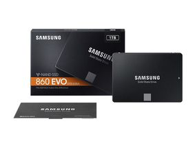 "Samsung 860 Evo-Series 2.5"" 1TB SSD"