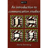 An Introduction To Communication Studies Sheila Steinberg Pdf
