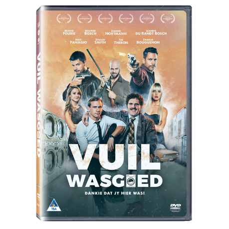 Vuil Wasgoed (DVD)