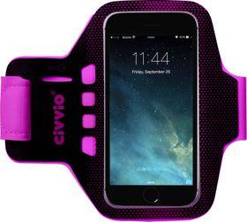 Civvio Arm Holster - Pink