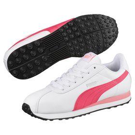 Women's Puma Turin - White/Pink