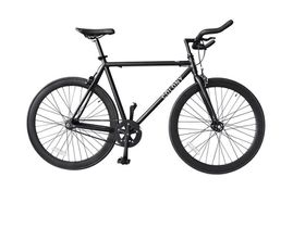 Colony Single Speed Commuter Bicycle - Midnight Black
