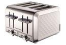 Russell Hobbs - 4-Slice Diamond Toaster