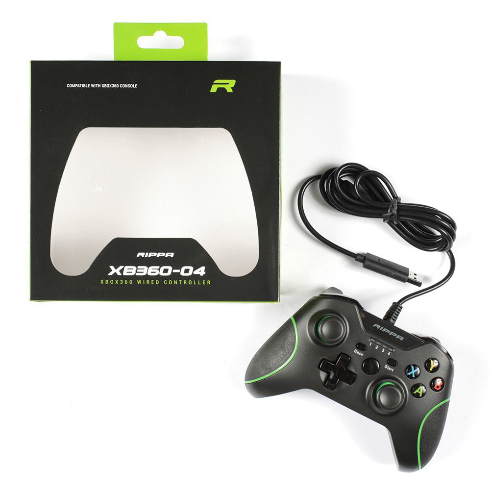 Awesome Wired Xbox 360 Controllers Photos - The Wire - magnox.info