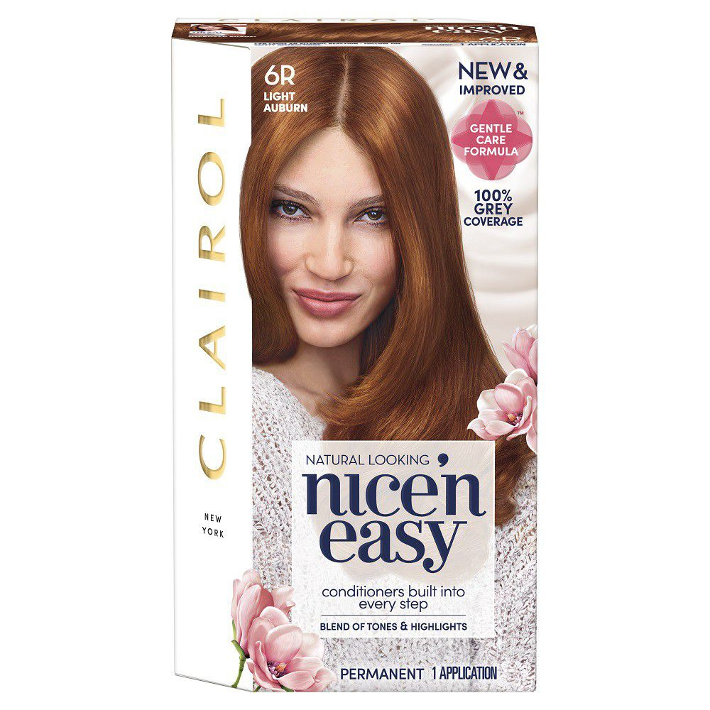 1 packet ( oz/g) will dye hair to shoulder. 3 packets ( oz/g) will dye hair to waist. Note: hair thickness and type (straight, curly, etc) will make a difference.