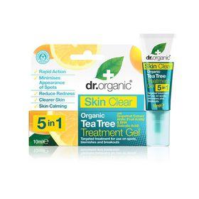 Dr Organic Skin Clear Deep Pore Cleansing Face Wash - 125ml