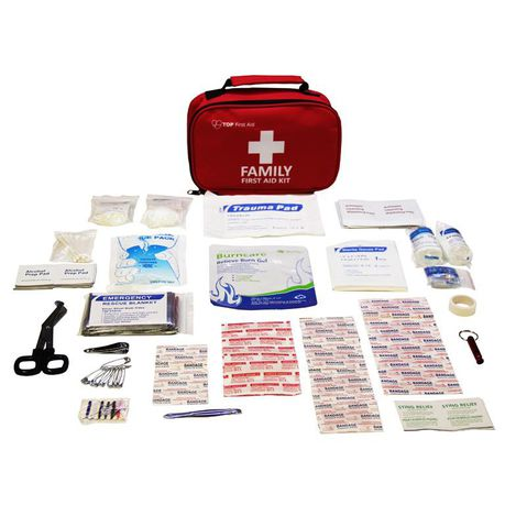 Family First Aid Kit   Buy Online in South Africa   takealot com