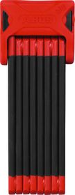 Abus 120cm Bordo Foldable Bike Lock - Red