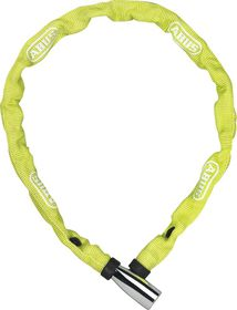 Abus 1500 Web Chain Combination Bike Lock - Lime