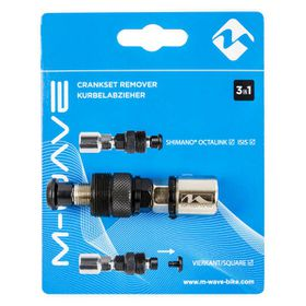 M-Wave Bicycle Crankset Remover 3-In-1