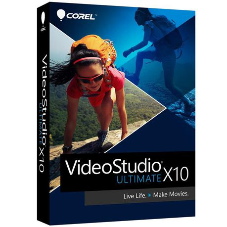 Corel VideoStudio Pro X10 Ultimate | Buy Online in South Africa