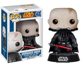 Funko Pop Star Wars - Unmasked Vader