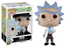 Funko Pop Rick & Morty - Rick