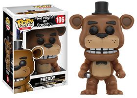 Funko Pop Five Nights At Freddy's - Freddy