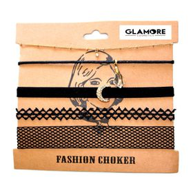 Glamore Cosmetics Moon Child Choker Pack