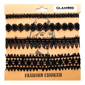 Glamore Cosmetics Boss Lady Choker Pack