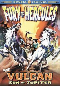 Sword & Sandal Double Feature:Fury of - (Region 1 Import DVD)
