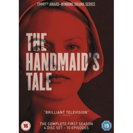 Handmaid S Tale Season 1 Dvd Buy Online In South Africa Takealot Com