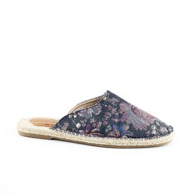 Wild Alice Slip-In Shoes - Denim