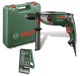 Bosch - Impact Drill with Bosch Back Pack - PSB 850 RE