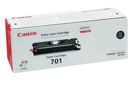 Canon 701 Black Laser Toner Cartridge