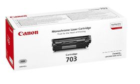 Canon 703 Black Laser Toner Cartridge