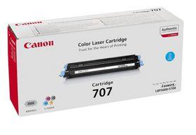 Canon 707 Cyan Laser Toner Cartridge