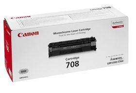 Canon 708 Black Laser Toner Cartridge