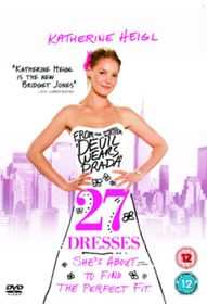 27 Dresses - (Import DVD)