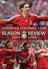 Liverpool FC: End of Season Review 2007/2008 (DVD)