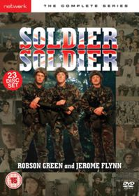 Soldier Soldier-Complete Series - (Import DVD)