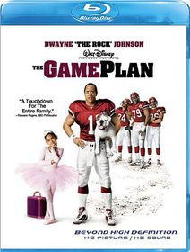 Game Plan (Blu-ray Disc)
