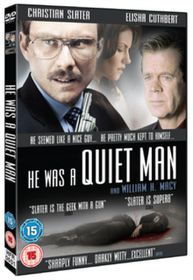 He Was a Quiet Man - (Import DVD)