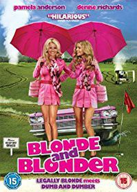 Blonde and Blonder (DVD)
