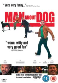 Man About Dog - (Import DVD)