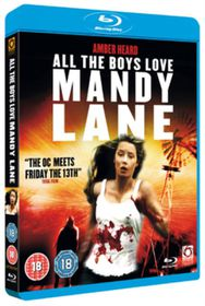 All the Boys Love Mandy Lane - (Import Blu-ray Disc)