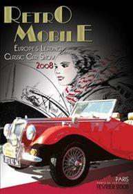 Retromobile 2008 - (Import DVD)