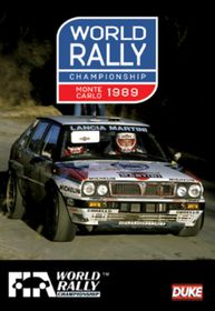 Monte Carlo Rally 1989 - (Import DVD)