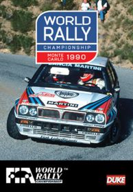 Monte Carlo Rally 1990 - (Import DVD)