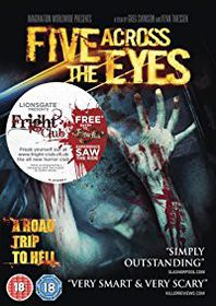 Five Across The Eyes (DVD)