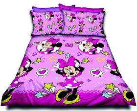 Minnie Mouse Double Duvet Cover Set