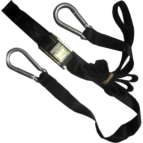 Harness And Rope