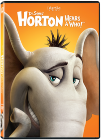 Dr. Seuss' Horton Hears a Who (2008)(DVD)