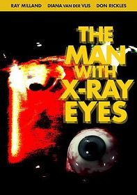 Man with the X Ray Eyes - (Region 1 Import DVD)