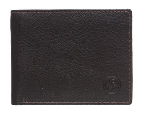 Carraro Mens Leather Wallets - Brown